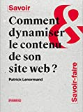 Comment dynamiser le contenu de son site web ?-visual