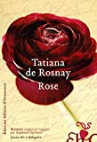 Couverture : Rose