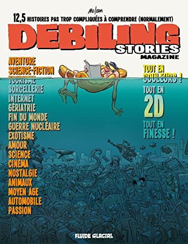 Debiling stories magazine par Mo/Cdm