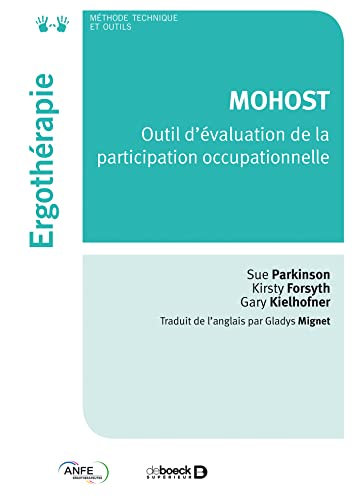 Mohost : Outil d'évaluation de la participation occupationnelle