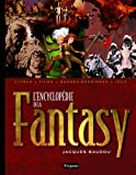 Couverture : L'Encyclopédie de la Fantasy