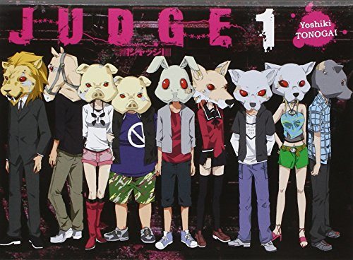 Judge - Tome 01