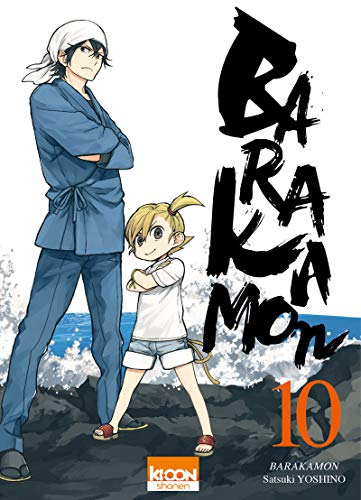 Barakamon Vol.10