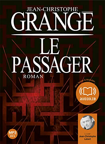 Le Passager: Livre audio 2 CD MP3
