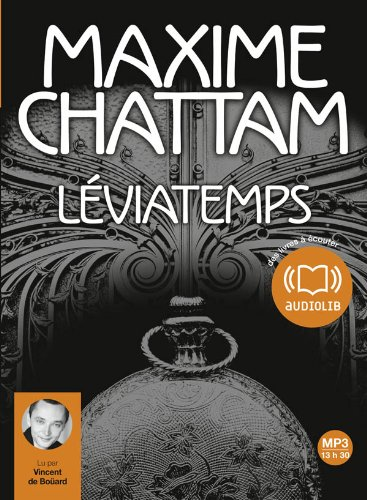 Léviatemps: Livre audio 2 CD MP3