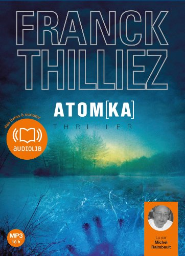 Atomka: Livre audio 2 CD MP3