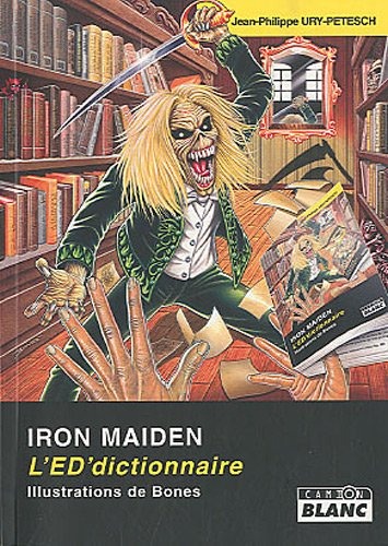 IRON MAIDEN L'ED'dictionnaire