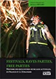 Festivals, rave parties, free parties-visual