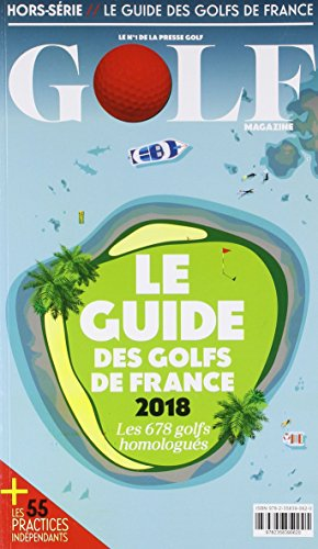 Le guide des golfs de France