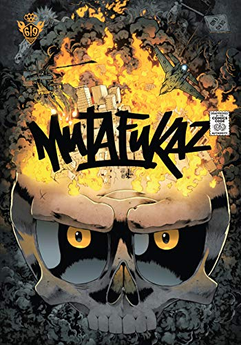 Mutafukaz, Tome 4 : Dead End par Run