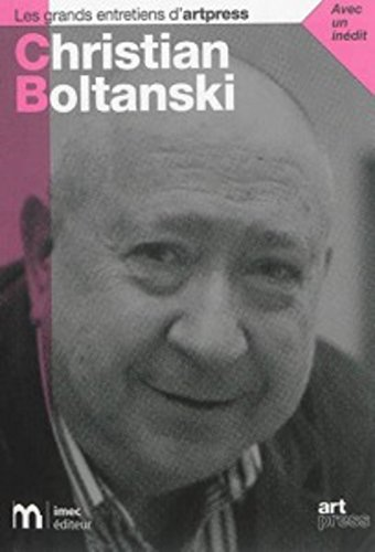 Christian Boltanski par Art press