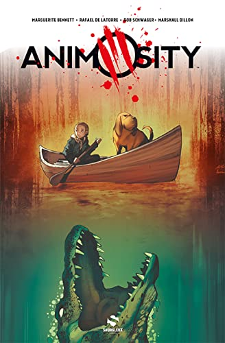 Animosity, Tome 2 : Le dragon par