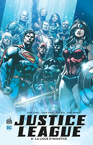 Justice League Tome 8