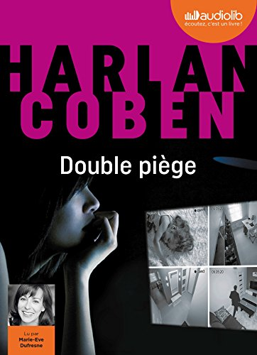 Double piège: Livre audio 1 CD MP3