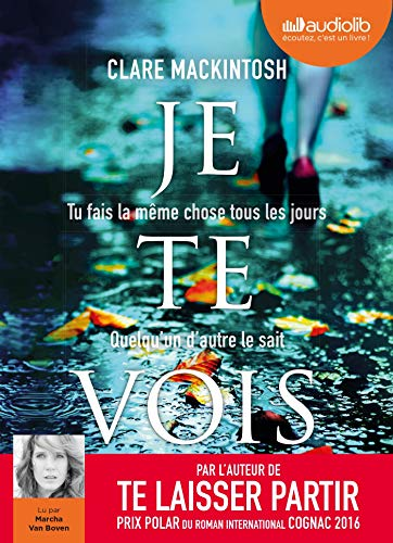 Je te vois: Livre audio 1 CD MP3