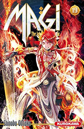 Magi - The Labyrinth of Magic Vol.19