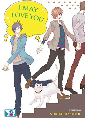 I may love you - Livre (Manga) - Yaoi