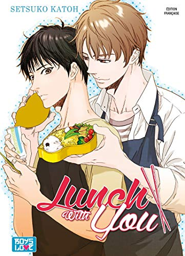 Lunch with You - Livre (Manga) - Yaoi