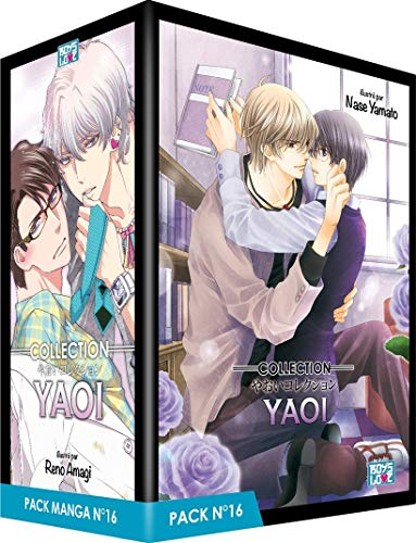 Boy's Love Collection - Pack n°16 - Manga Yaoi (5 tomes)