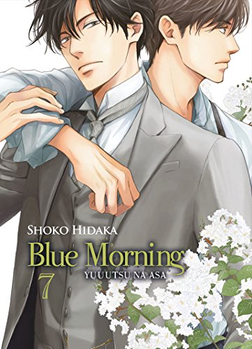 Blue Morning - Tome 07 - Livre (Manga) - Yaoi - Hana Collection par Shoko Hidaka