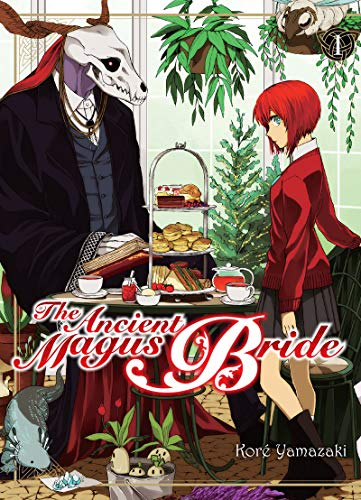 The Ancient magus bride Vol.1