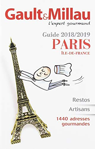 Guide Gault & Millau Paris Ile-de-France par  Collectif