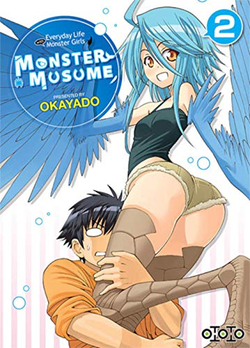Monster Musume, Tome 2 :