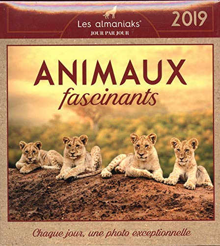 Le Grand Almaniak Animaux fascinants 2019