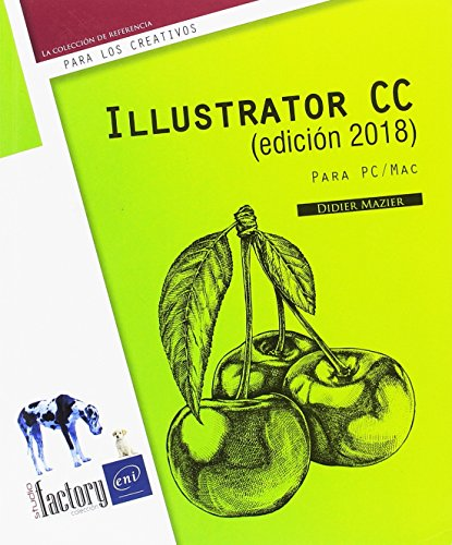 Illustrator CC (edición 2018) para PC/Mac