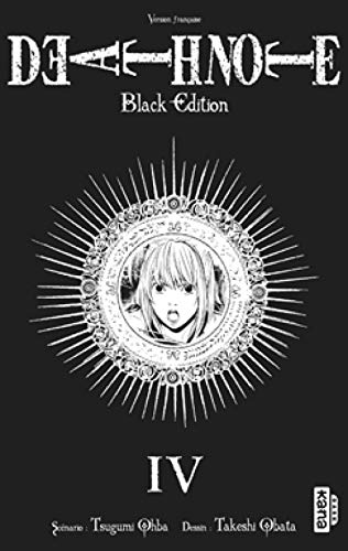 Death Note - Black Edition Vol.4