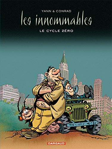 Les Innommables - Intégrales - tome 0 - Intégrale Innommables cycle 0