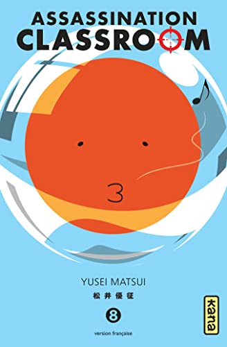 Assassination classroom, tome 8