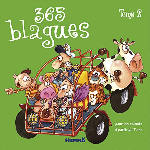 365 blagues - Tome 2