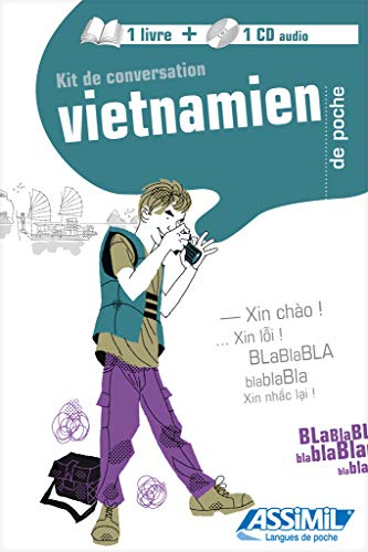 Kit de conversation vietnamien (1CD audio)