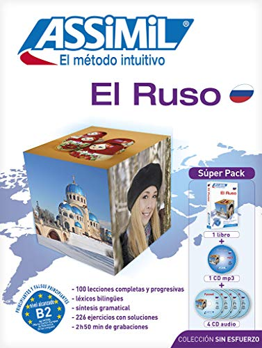 El Ruso: Super Pack par Assimil Nelis