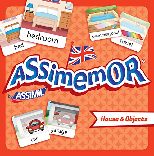 Assimemor House and Objects (coffret jeu 64 cartes)