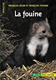 Livre sur la fouine de Franois Lger