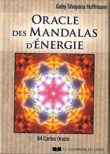 Oracle des mandalas d'énergie : 64 Cartes Oracle