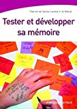 Tester et dvelopper sa mmoire Patrick de Sainte Lorette