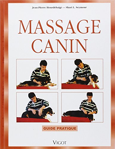 Le massage canin