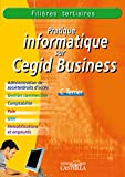 Pratique informatique sur Cegid Business - Casteilla 2010