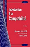 Introduction  la comptabilit - Bernard Colasse - Economica 2010