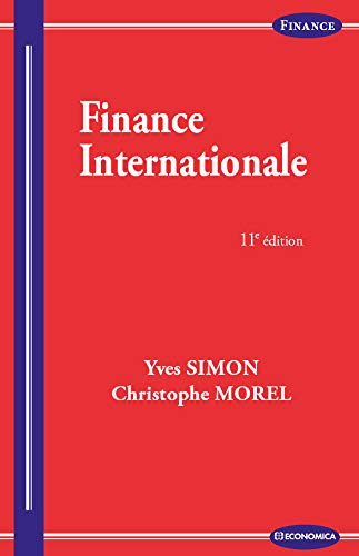 Finance Internationale, 11e ed.