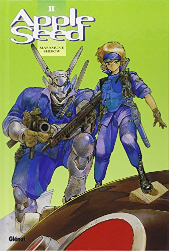 Appleseed - Tome 2