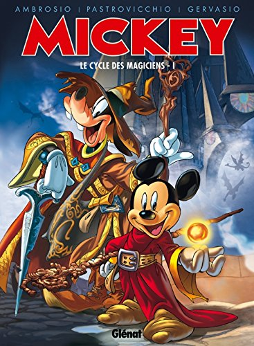 Mickey - Le Cycle des magiciens - Tome 01 par Collectif