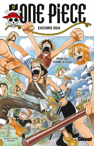One piece - Edition originale Vol.5 par ODA Eiichirô