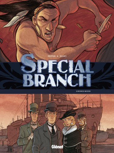 Special Branch - Tome 04: Londres Rouge