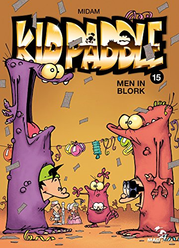 Kid Paddle - Tome 15: Men In Blork