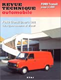 FORD (FR) Transit automotive repair manual