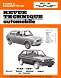 FIAT 127 automotive repair manual